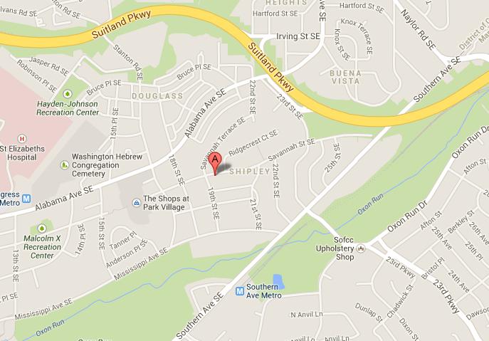 Close to Oxon Run Park | Grandview Village in Southeast Washington DC | WC Smith #Apartments | Villages of Parklands #Rentals