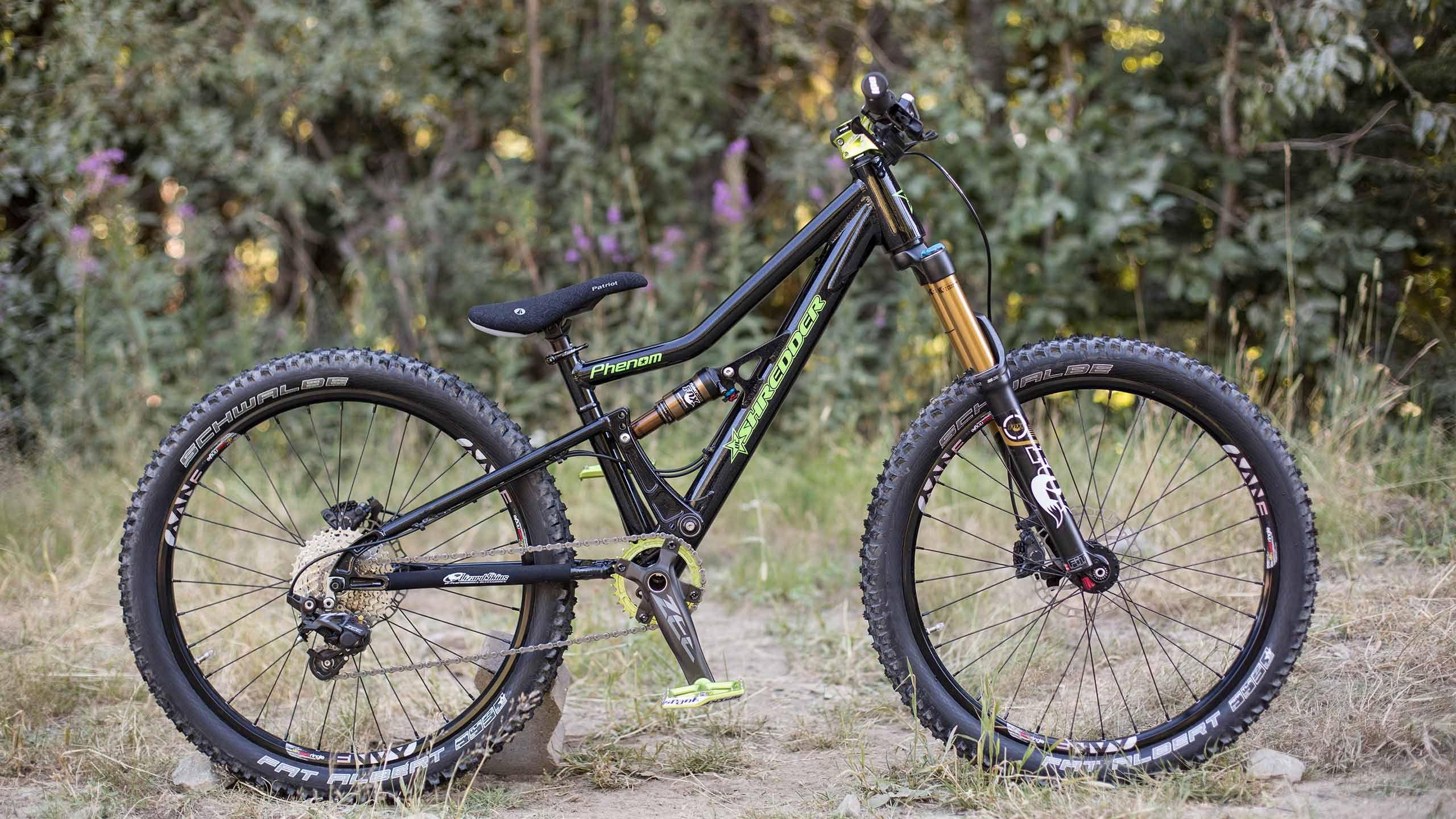 86cd9616081 Little Shredder Phenom, $1350, full suspension Kids Mountain Bikes, Mountain  Biking, Cycling