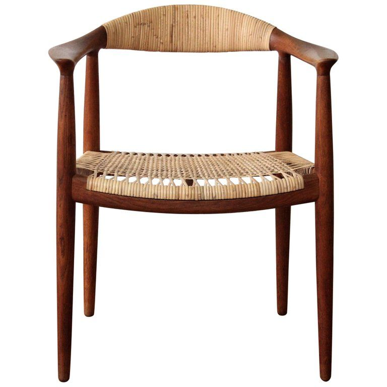 For Sale On 1stdibs This Is The Hans Wegner Model Jh 501 Known