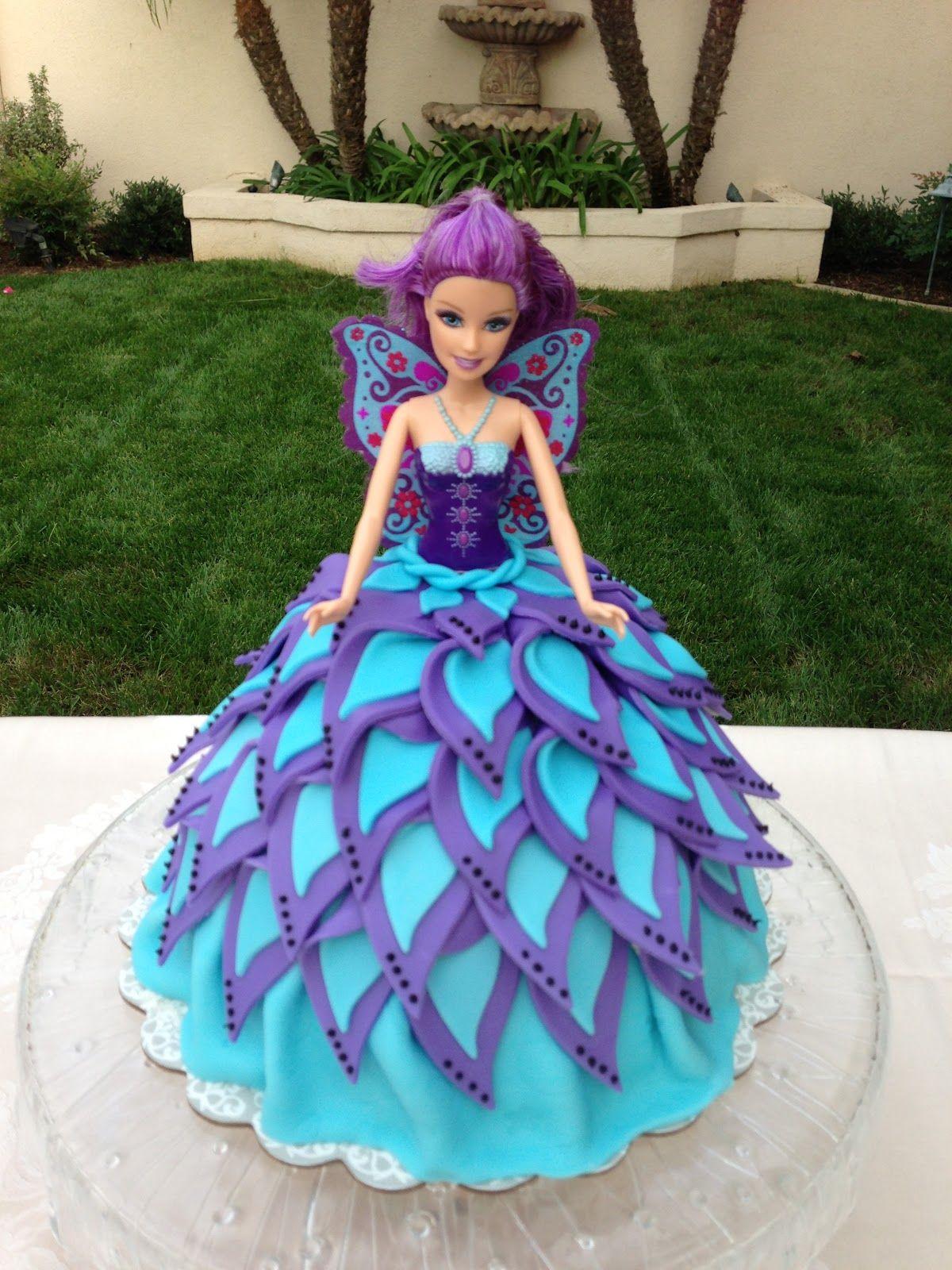 Fairy Cake Enchanted Garden Birthday Pinterest Cake Birthday