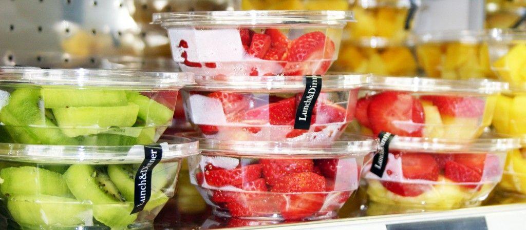 El vending deja atrás sus complejos y empieza a sacar partido del consumo de frutas