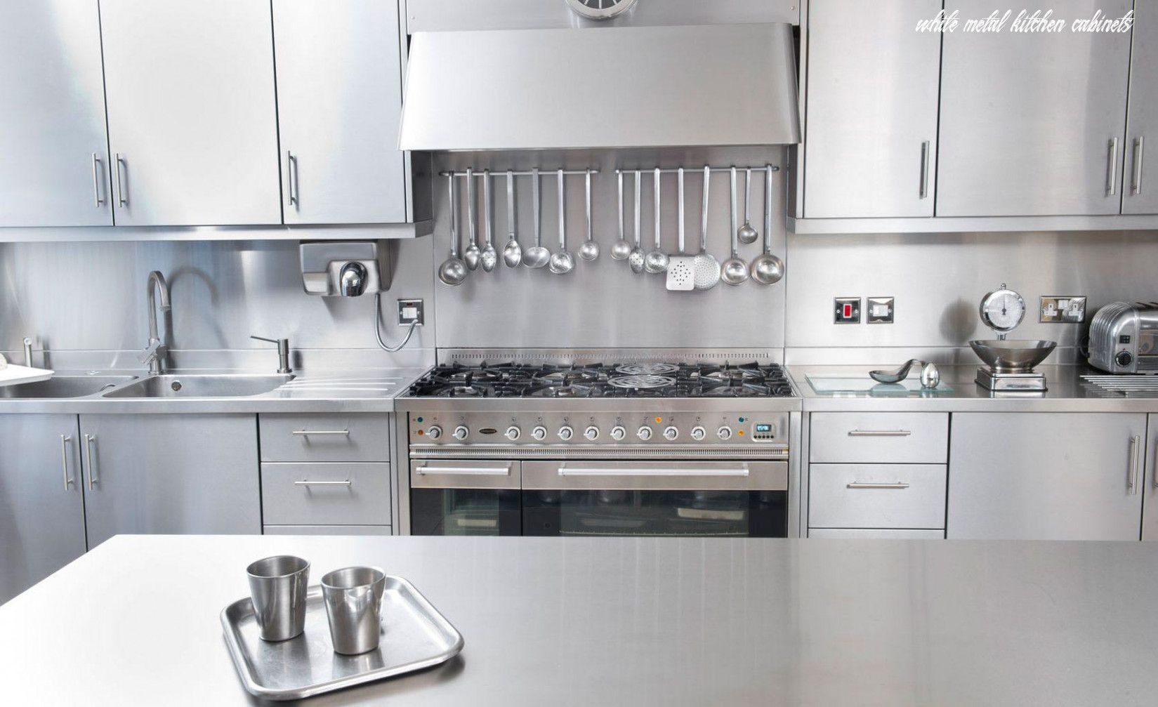 All You Need To Know About White Metal Kitchen Cabinets In 2020 Metal Kitchen Cabinets Kitchen Base Cabinets Kitchen Remodel