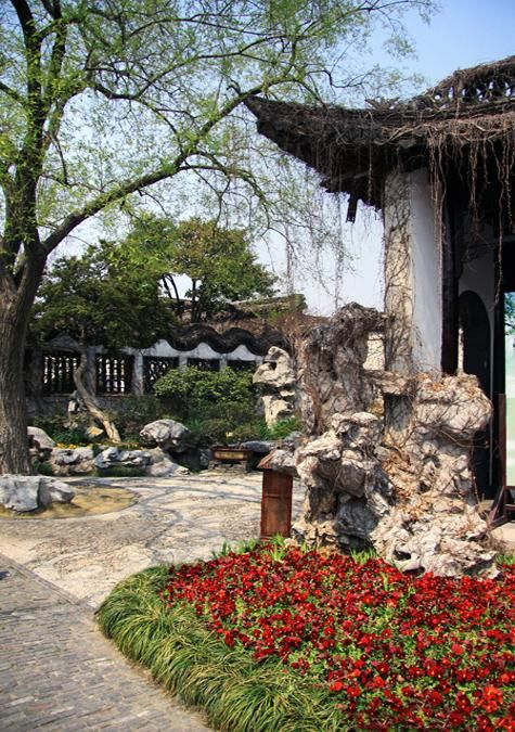 Elegant Chinese Garden Design Inspirations for Beautiful Backyard ...