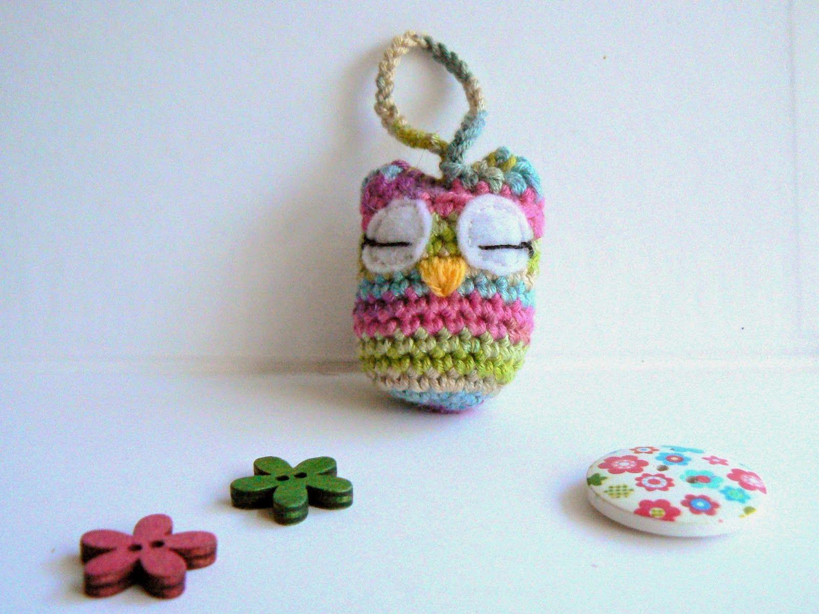 Free Amigurumi Patterns Uk : Little crochet a little owl free pattern thanks so xox