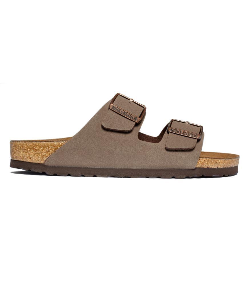 a5ee83df281b Birkenstock Arizona 2 Band Birkibuc Sandals - Shoes - Men - Macy s size 7  mens 9 womens