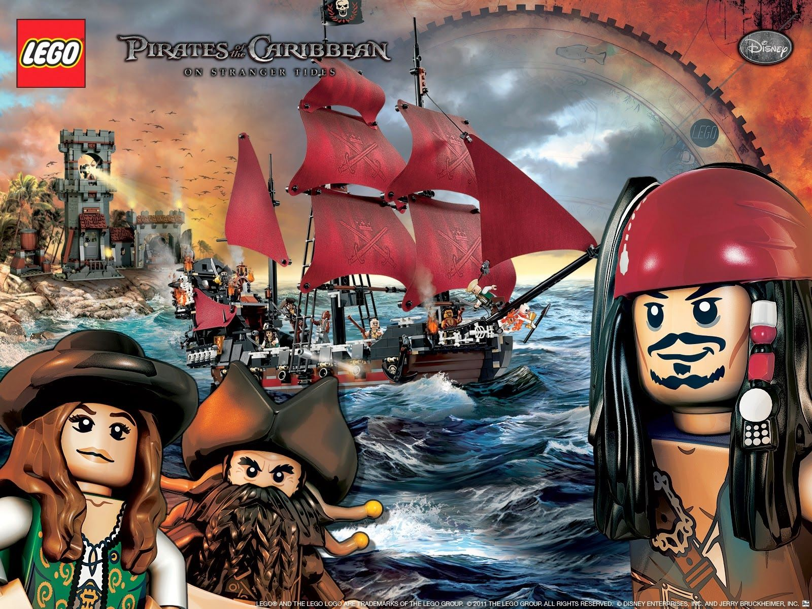 Download the Latest Free Software Lego Pirates Of The