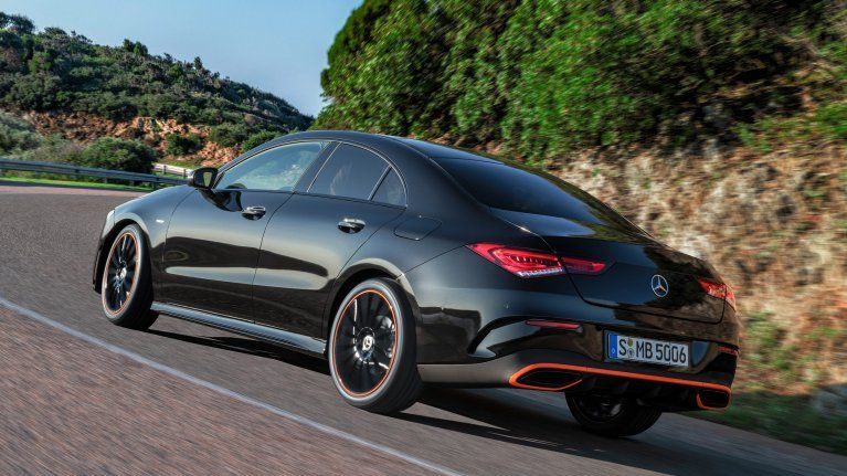 2019 Mercedes Benz Cla Coupe C 118 Cla 250 With Amg Line In