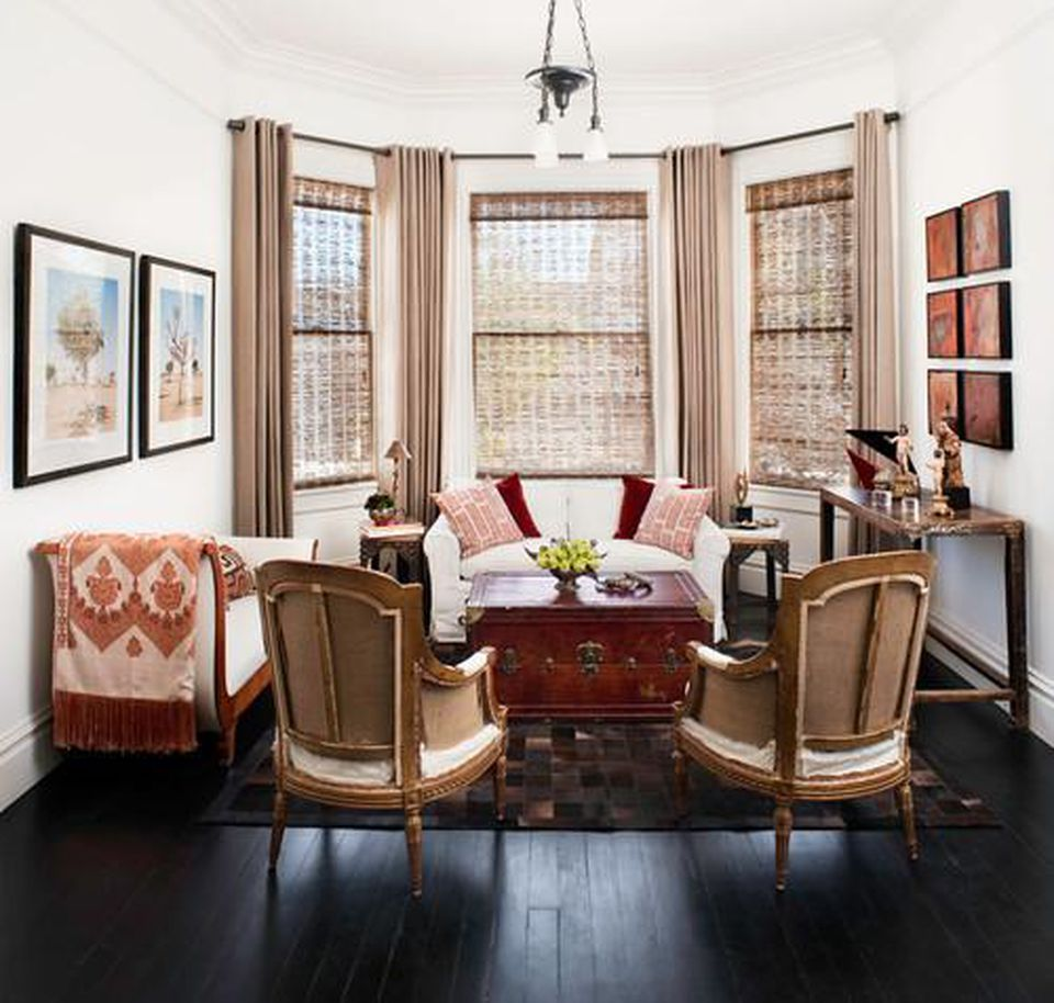 How To Design And Lay Out A Small Living Room | Eclectic ...
