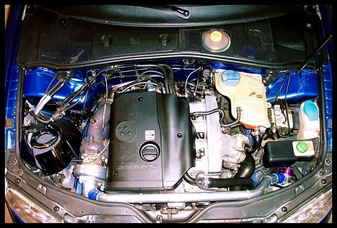 2004 Volkswagen Passat 1 8t Turbo Upgrade