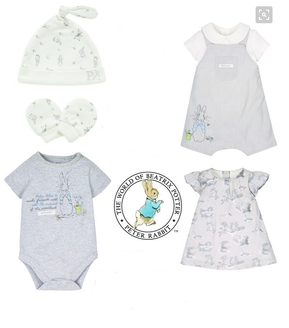 aee48c794 Any Peter Rabbit/Beatrix Potter clothes from Mothercare | Little ...