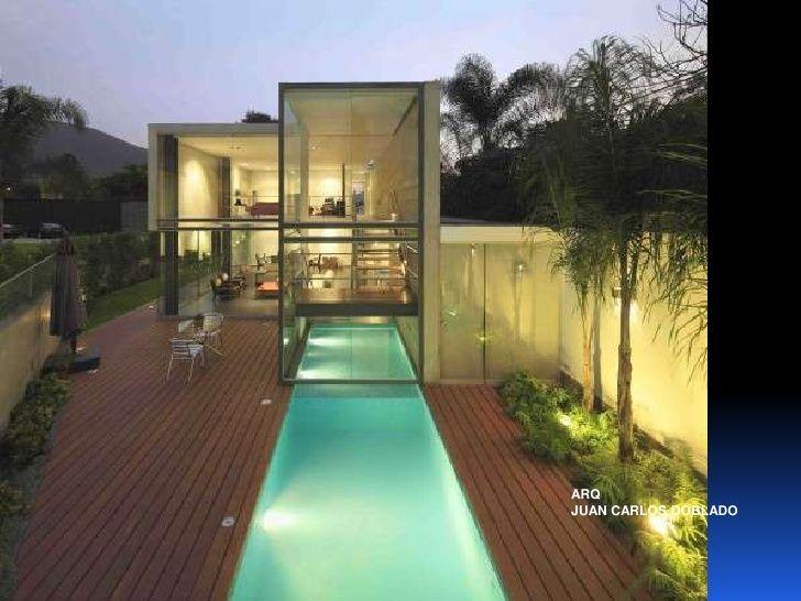 Estructura metalica madera fibra refuerzo casas for Estructura para piscina