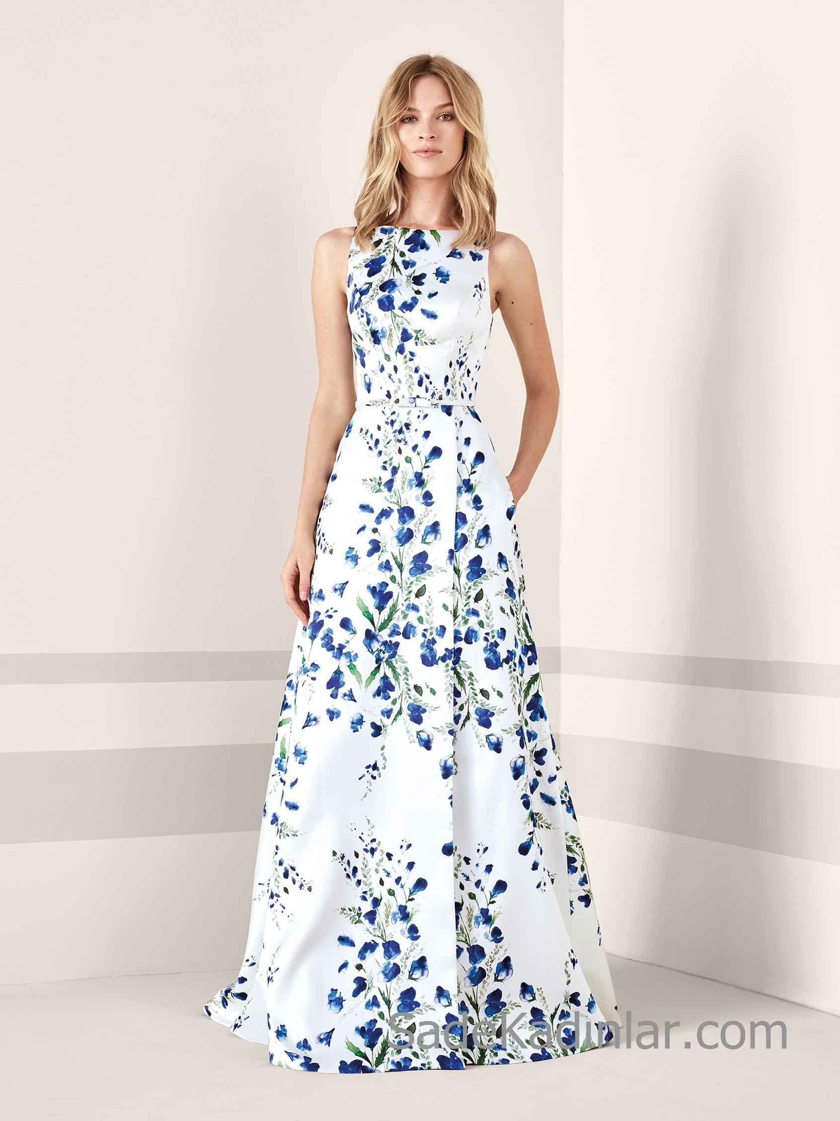 Düğün için elbise modelleri 2019