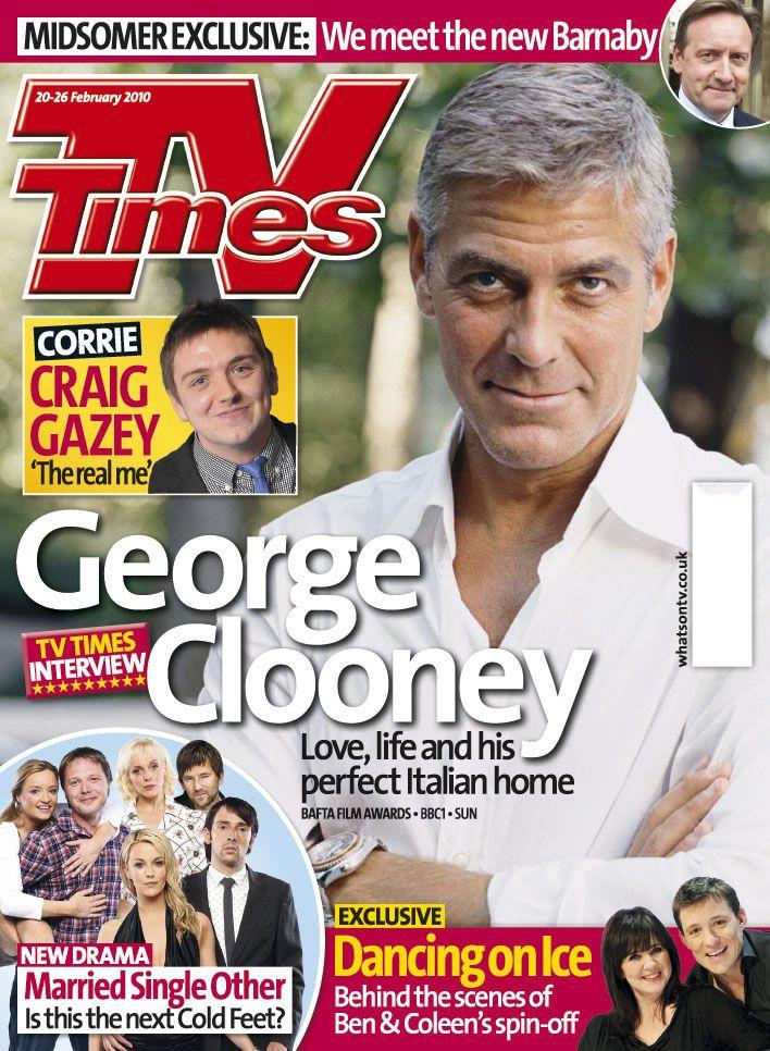 TV Times magazine, 21-26 February 2010 #tv #tvtimes #tvtimesmagazine  #tvlistings #tvlistingsmagazine #tvshow #magazine … | Tv times, Magazine  cover, Time magazine