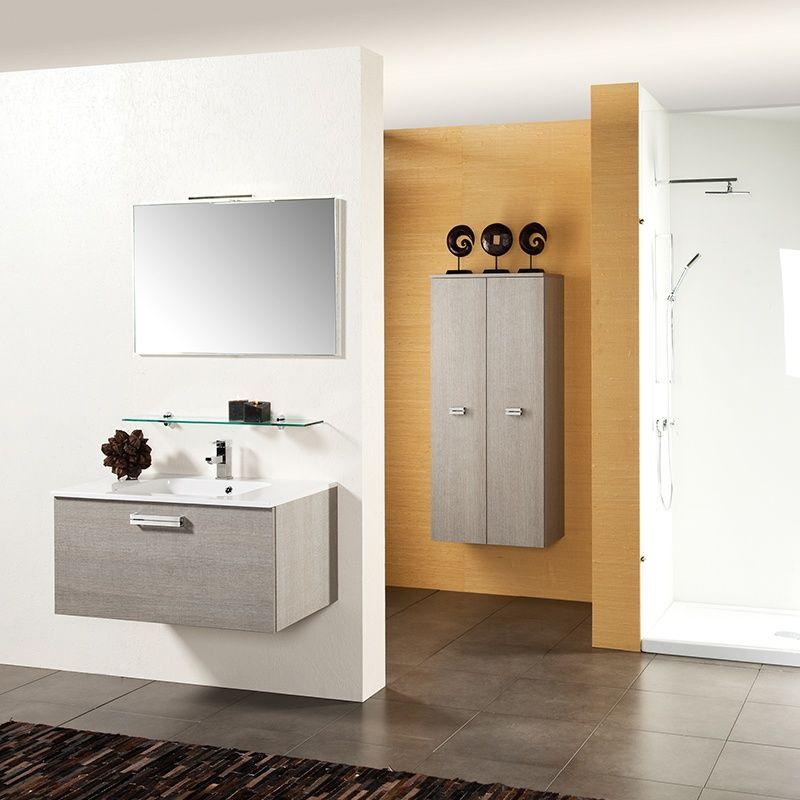 Meuble vasque Spirit \u2013 meuble vasque salle de bain - Placedesbains