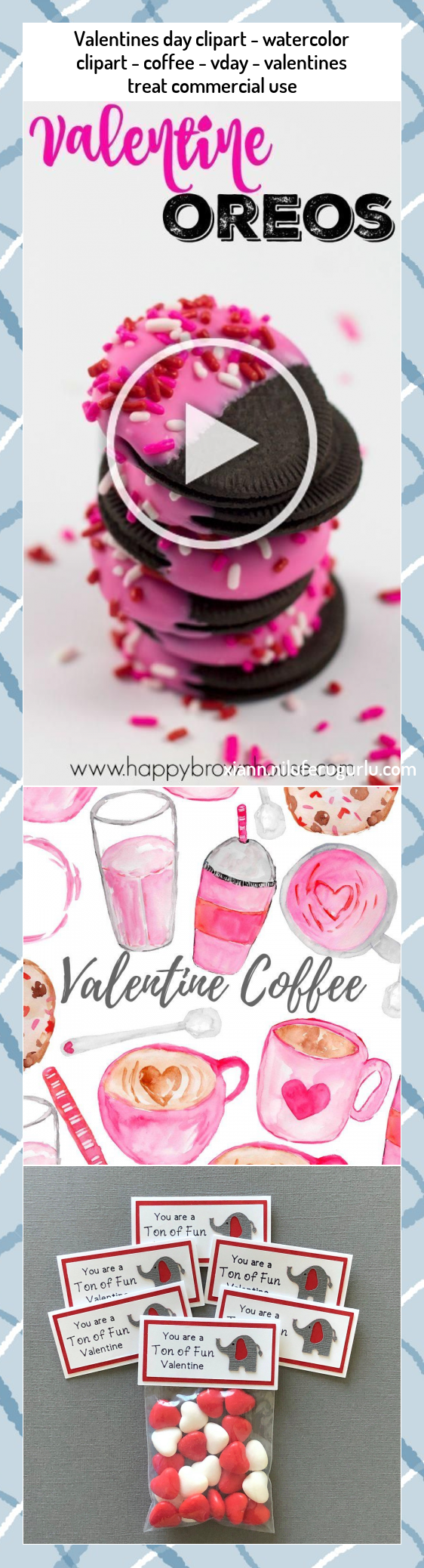 Valentines day clipart - watercolor clipart - coffee - vday - valentines treat commercial use #Valentines #day #clipart #watercolor #clipart #coffee #vday #valentines #treat #commercial #use