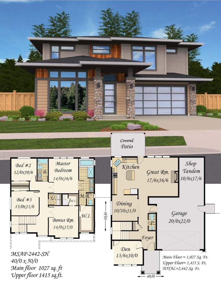 A luxurious Northwest Modern style home from