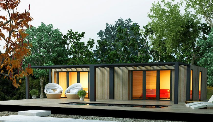 Bespoke prefabricated homes factory built off site plug and play homes & Bespoke prefabricated homes factory built off site plug and play ...