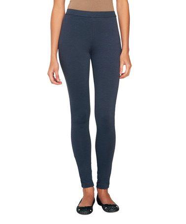 Loving this Dark Graphite Ponte Skinny Pants - Plus Too on #zulily! #zulilyfinds