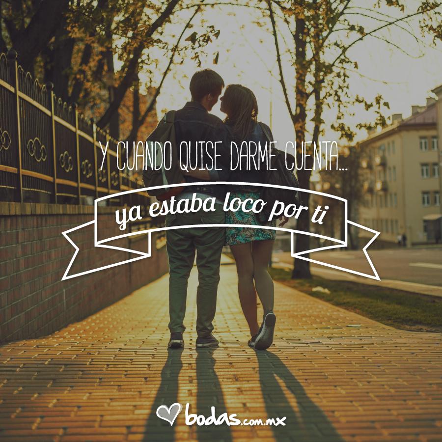 Encuentra todas las ideas e inspiración que necesitas para tu boda! Bodas.com.mx  #love #frases #fras… | Frases de boda, Poemas románticos, Frases de parejas  locas
