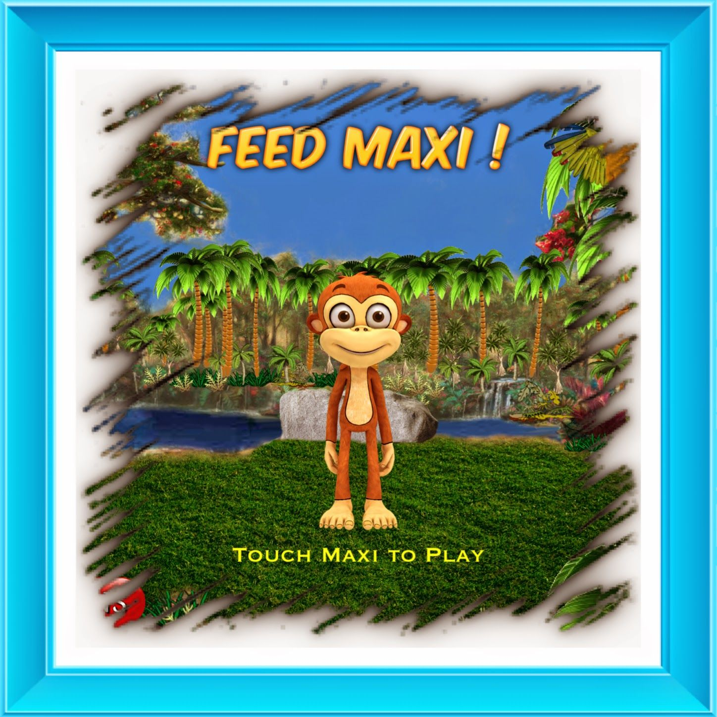 Feed Maxi App Review and Giveaway! Speech and language