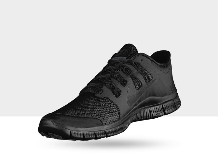 nike 5.0 all black