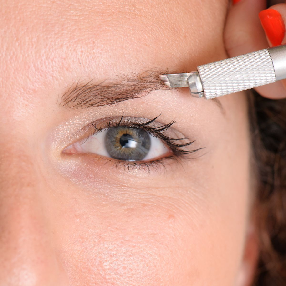 Microblading aftercare Permanent Makeup Microblading