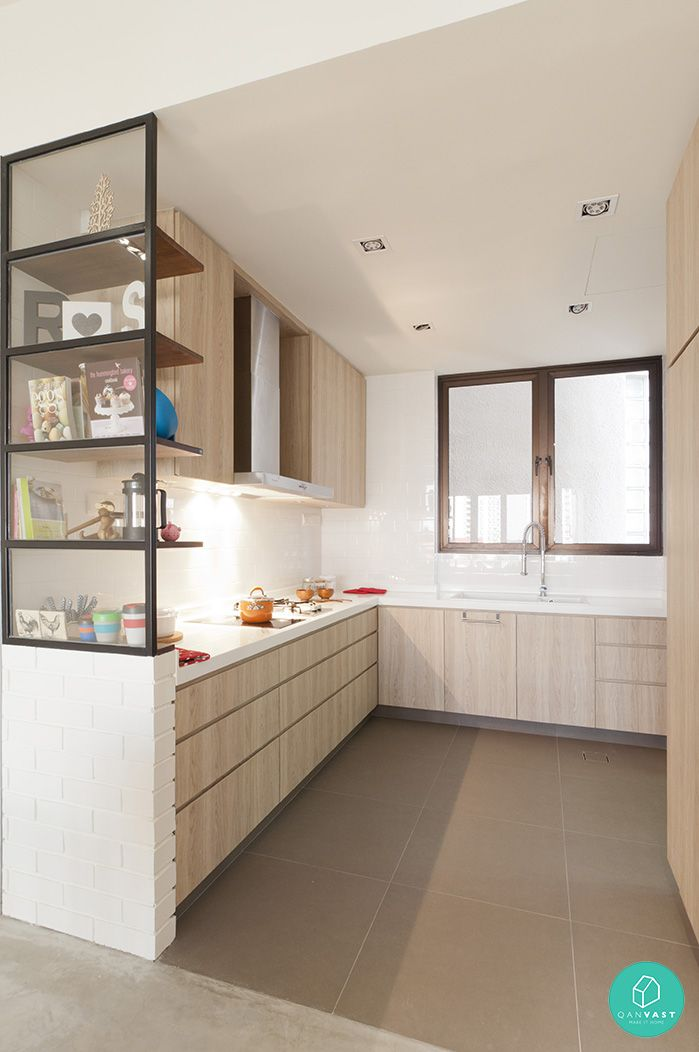 Small Simple Kitchen  Home Ideas  Pinterest  Kitchens Interesting Design Of Kitchen Cabinets Inspiration Design