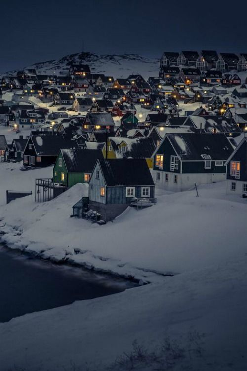 Mosquito Valley, Nuuk | Greenland