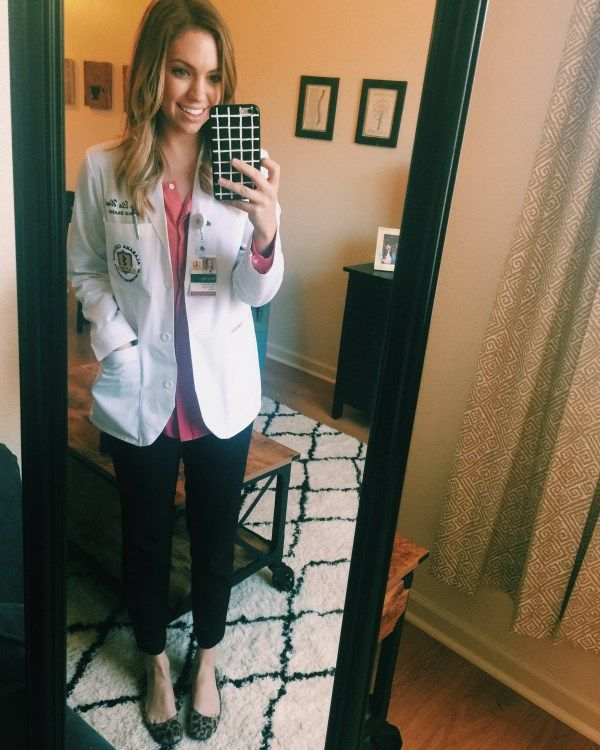 White Coat Wardrobe - sssyrah.com | medical.school | Pinterest
