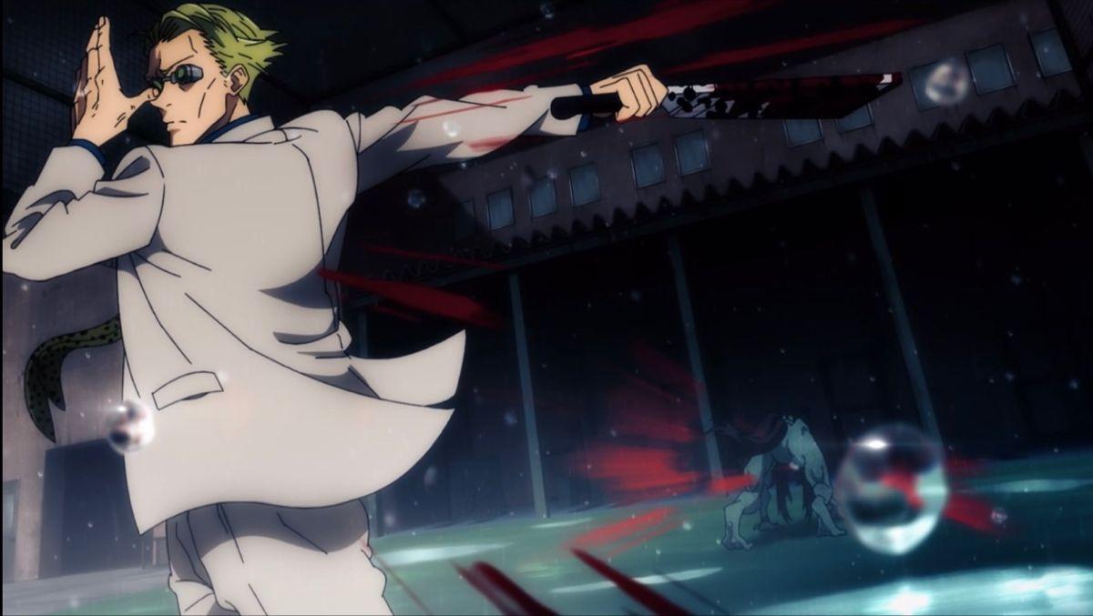 Jujutsu Kaisen Jujutsu Anime Nanami