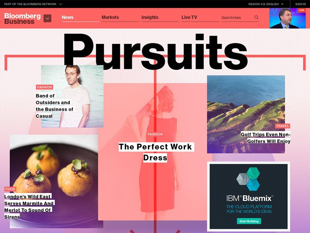 Loud A Modern Wordpress Theme For The Music Industry Ideer
