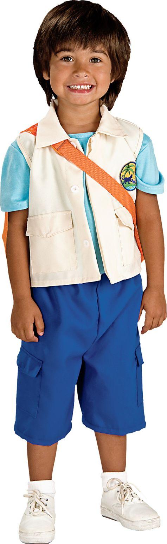Boys Nick Jr. Go Diego Costume - Party City | ML Halloween ...