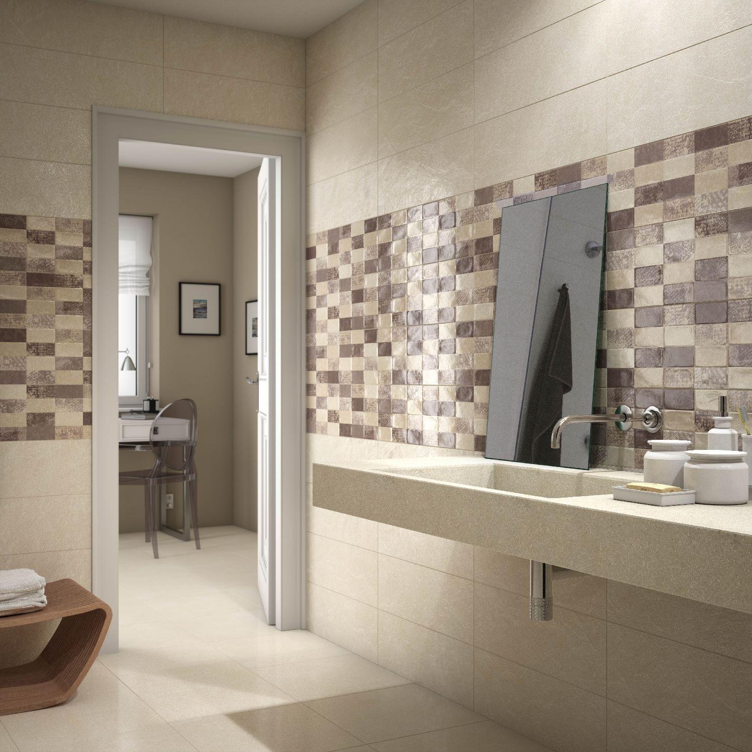 Pavimentos revestimientos azulejos ba o y cocina ba o - Pavimento para banos ...