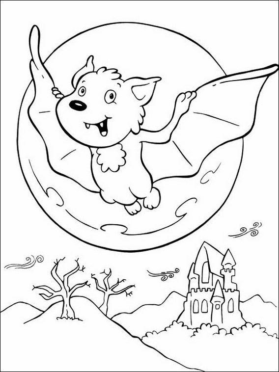 halloween 70 ausmalbilder für kinder. malvorlagen zum