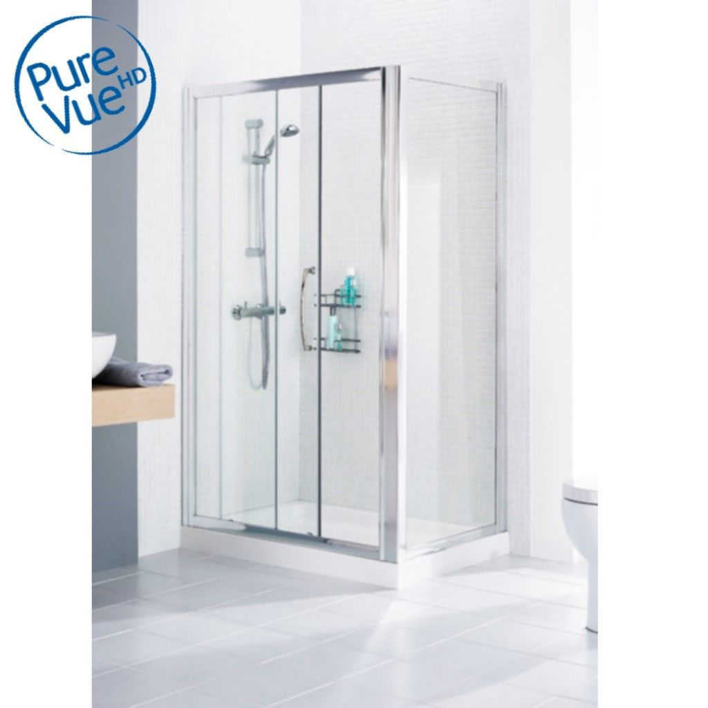 Lakes Classic Side Panel Shower Enclosure Shower Doors Framed Shower Door