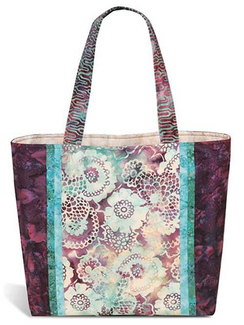Fiji Tote Sewing Pattern | Bags, purses, and wallets! Oh ...