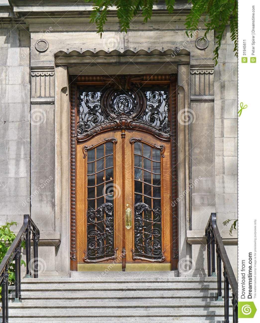 Apartment Building Door elegant-front-door-old-apartment-building-hotel-31945611 (1045