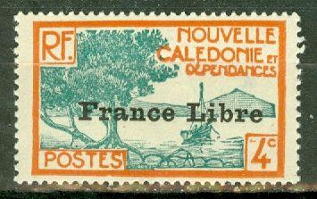 New Caledonia 220 mint CV $13.50 - bidStart (item 45448886 in Stamps, Australia & Oceania, New Caledonia)