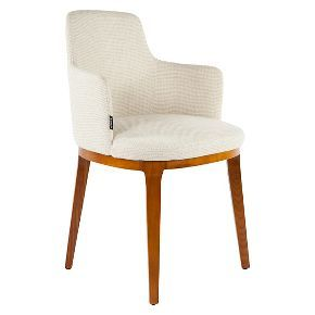 Upholstered Bilbao Arm Chair Control Brand Chair