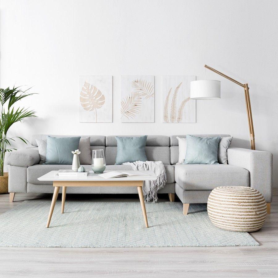 Luftsofa Gepolstert Kenay Home In 2020 Living Room