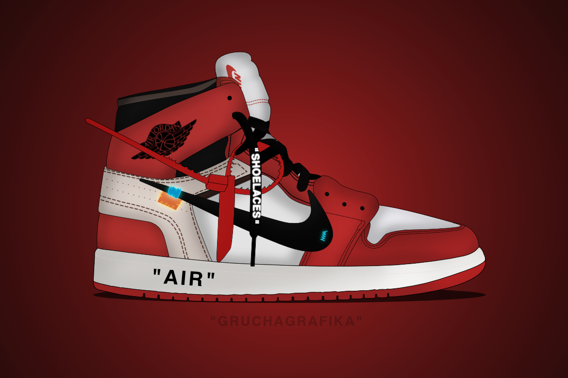 Air Jordan 1 All Star 2015 Vecteur