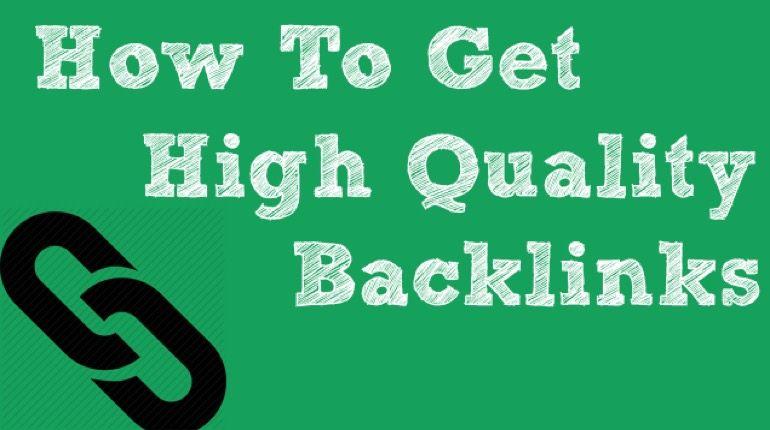 how to create backlinks seo