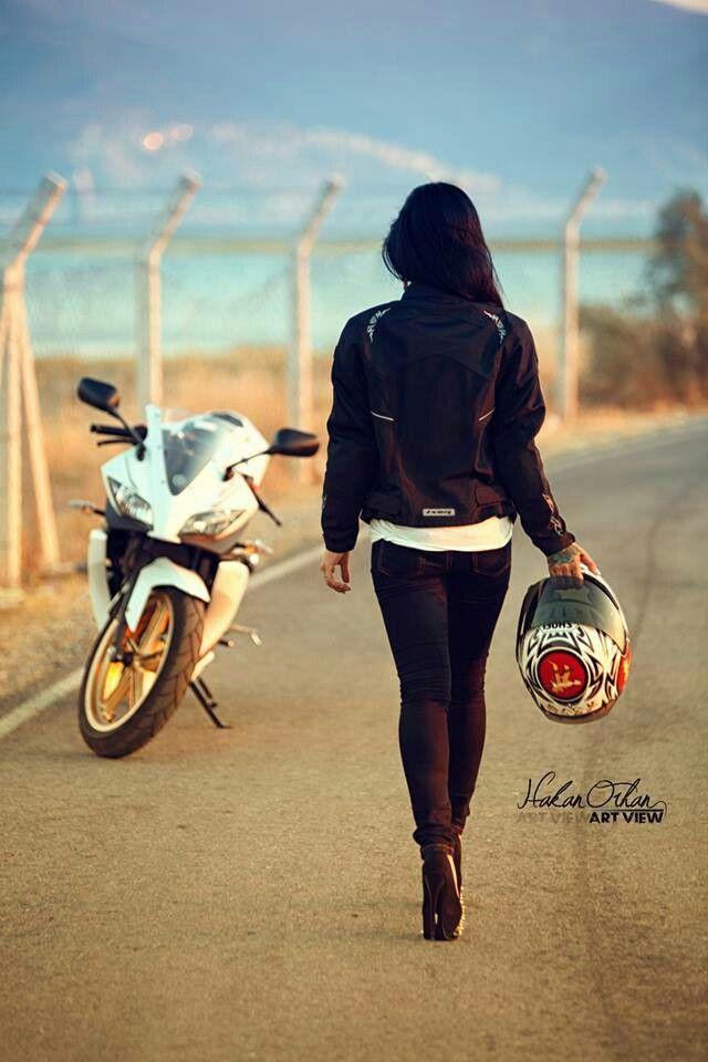 Drive A Bike Girls Driving Bike Photoshoot Biker Girl