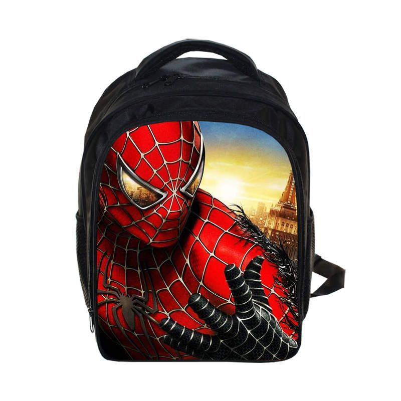 Anime Ninja Prints Backpack Kids School Bags For Boys Girls Daily ...