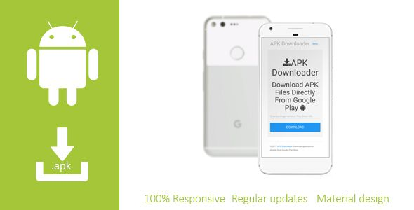 Cool Google Play APK Downloader Miscellaneous ThemeForest - Google apps templates