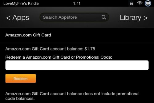 How To Use Amazon Gift Card Amazon Gift Cards Gift Card Gifts