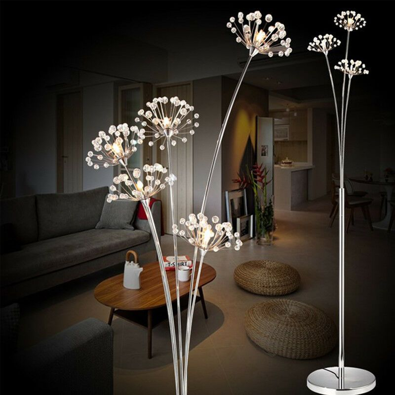 Best Floor Stand Lights Modern Simple Fashion Floor Lamp Living
