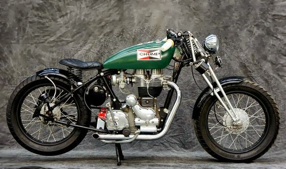 royal enfield continental gt modification - Google Search