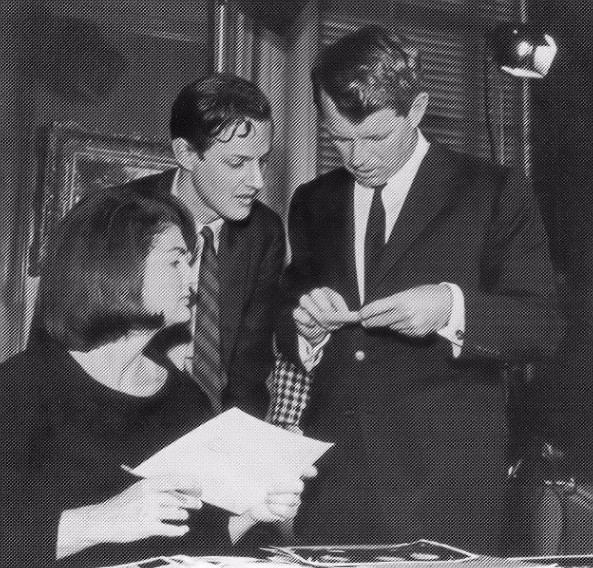 Spring 1964: Jackie throws herself into planning the Kennedy Library.