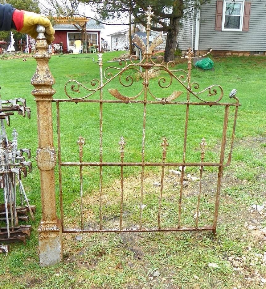 Antique Architectural Salvage Antique Architectural Salvage Old Garden Gates Garden Fence